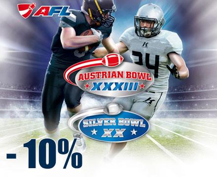 Austrian Bowl XXXIV - Silver Bowl XXI