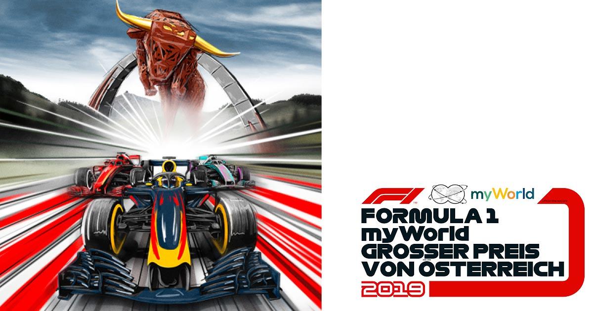 Formel 1 2019 Wieder In Spielberg Oeticket Blog