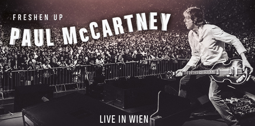 Paul Mccartney Wien