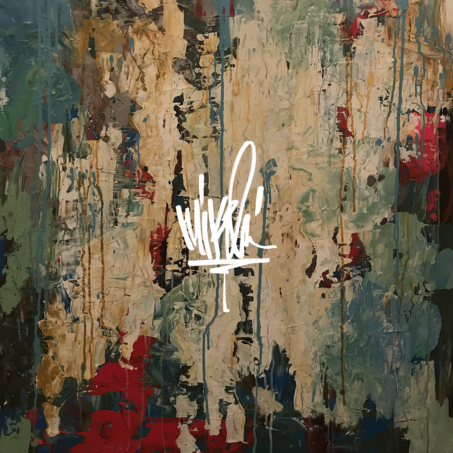 Mike_Shinoda_Post_Traumatic_Album