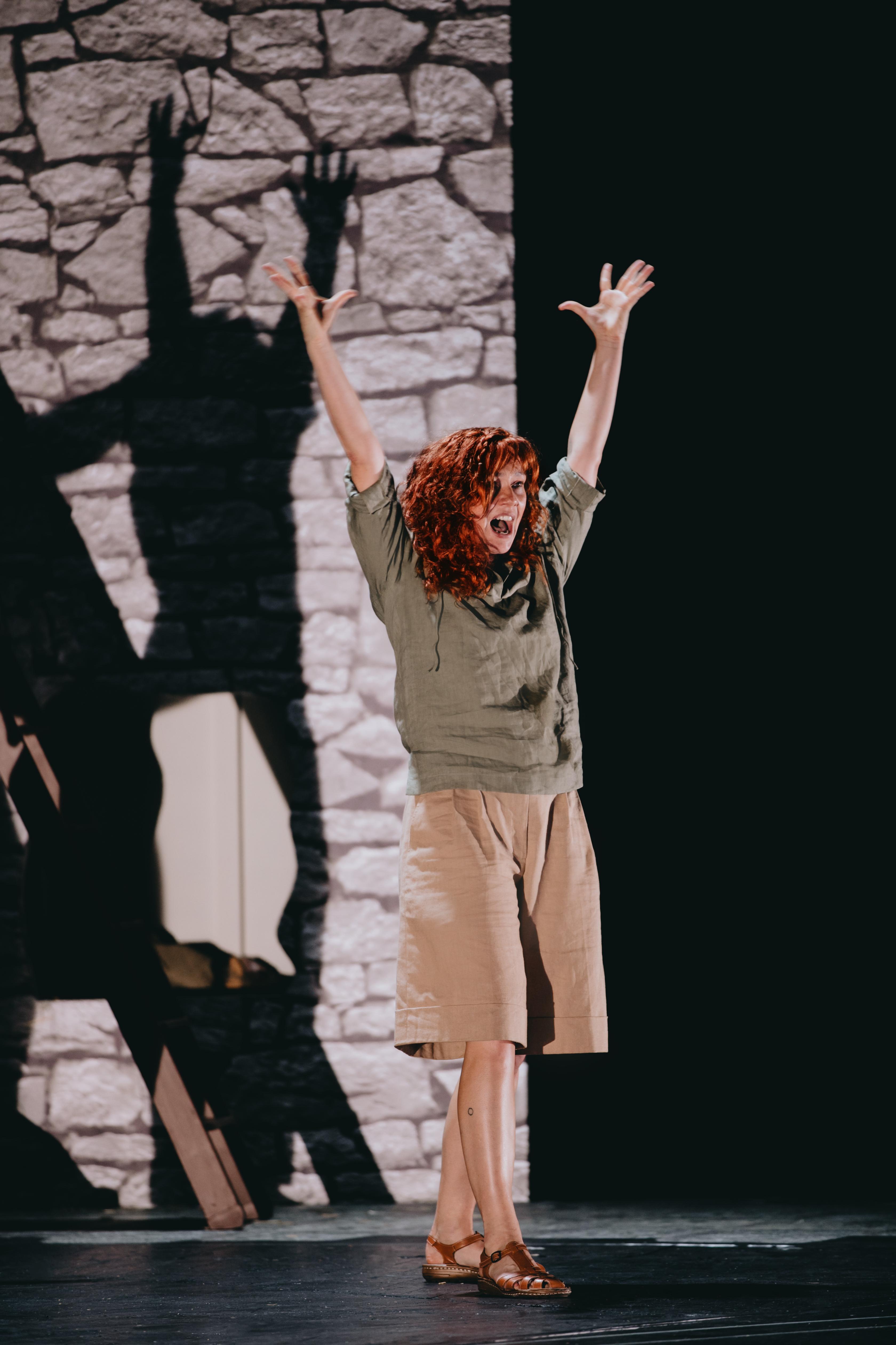 Die rote Zora_Hanna Binder(c)www.lup