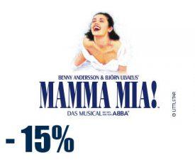 MAMMA MIA! - Das Musical