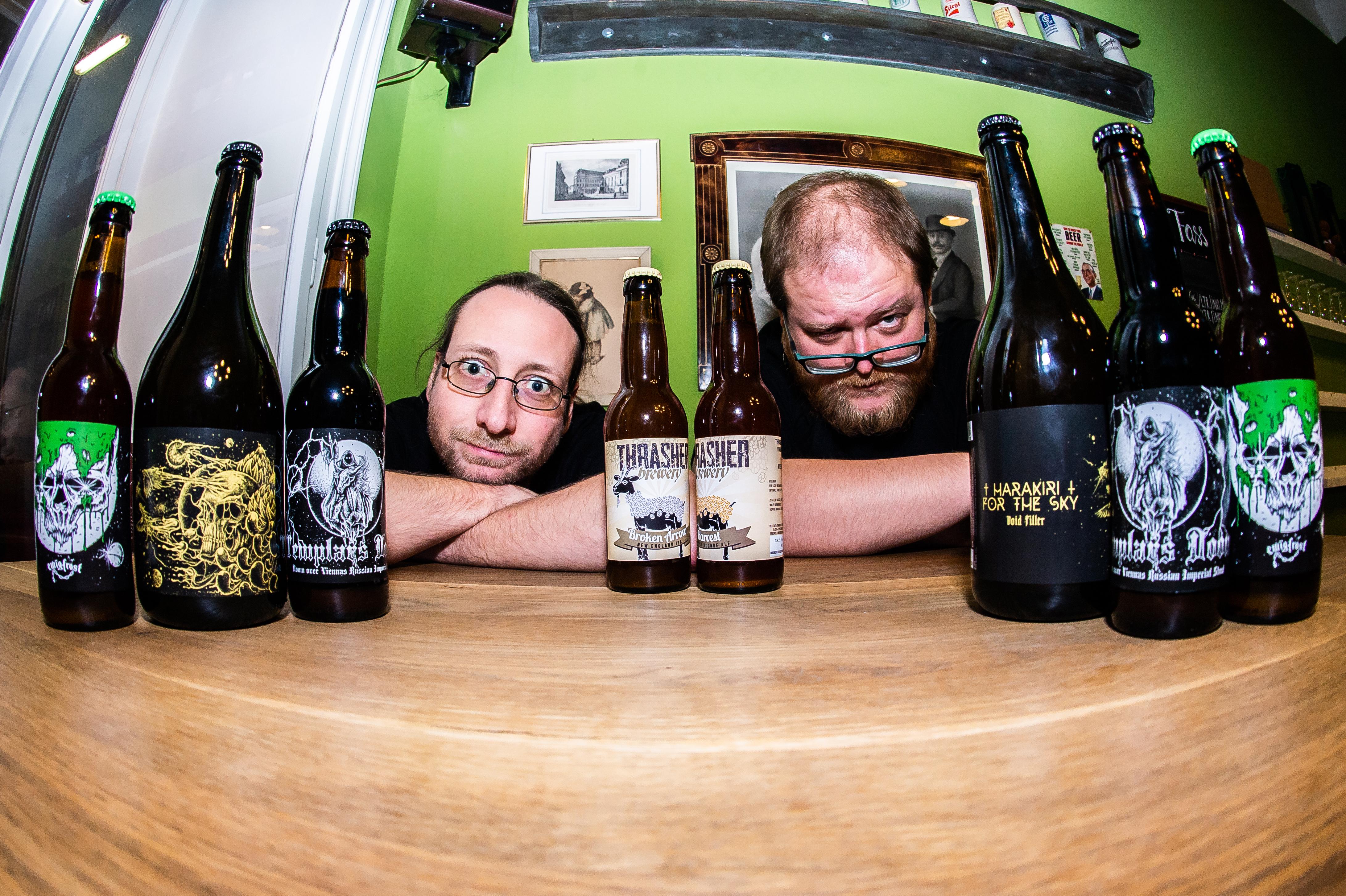 Thrasher Brewery