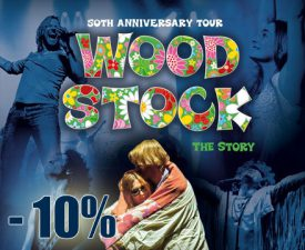 Woodstock - das Rockmusical