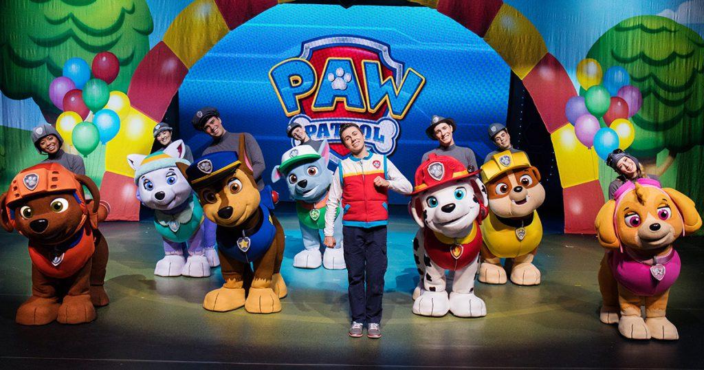 Paw Patrol Tour 2020 PAW Patrol live in der Wiener Stadthalle   oeticket   blog | live