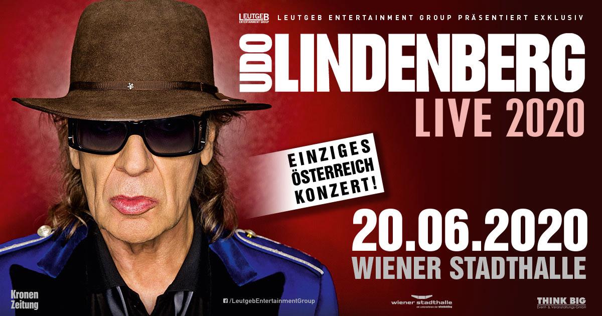 Udo lindenberg konzert 2019
