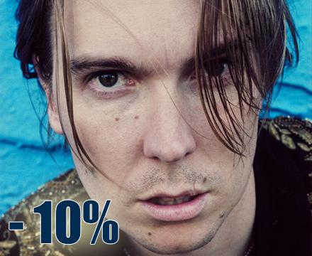 Alex Cameron - Der aus Sydney stammende Wunderwuzzi live in Wien.