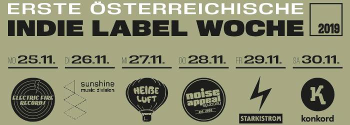 Österreichische Indie Label Night