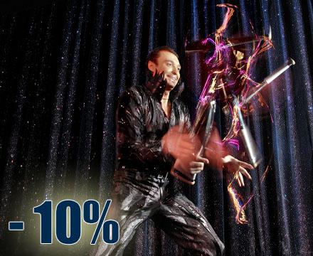 Circus Louis Knie - Tournee 2020