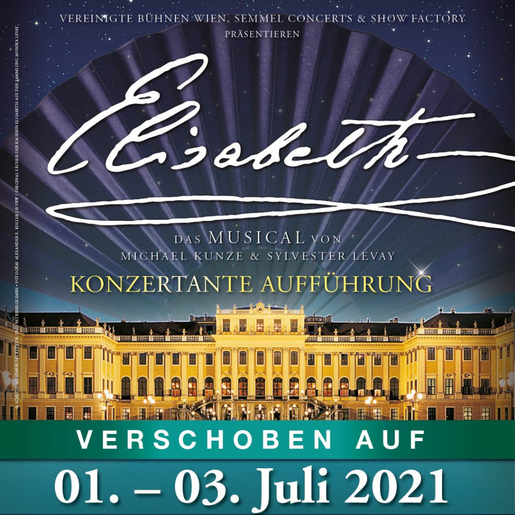 Musical Elisabeth München 2021