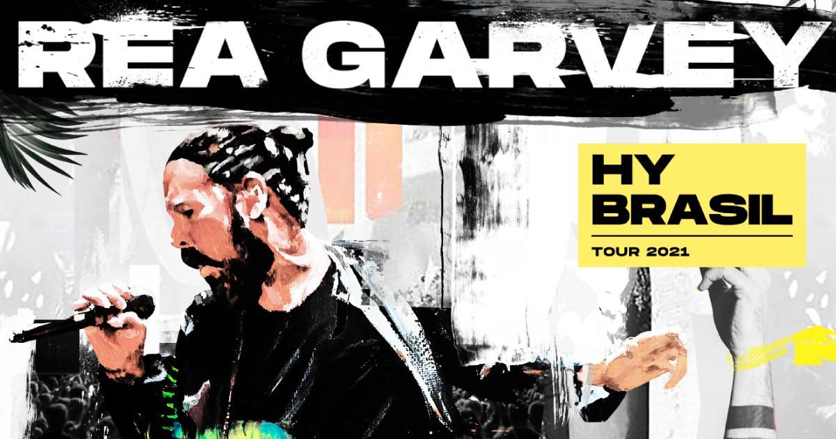 Rea Garvey Fanshop