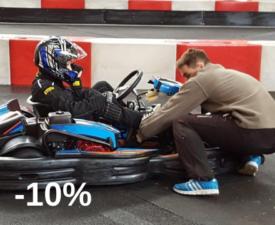 Kinder- und Jugend-Kartkurs – motoSPORTaktiv